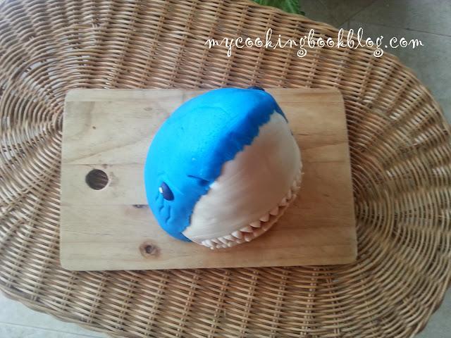 Торта Акула