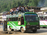 Semi-full bus, Nepali-style