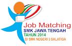 Job Fair Propinsi Jawa Tengah di SMK Negeri 3 Salatiga