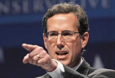 Conservative support for Rick Santorum grows despite attacks