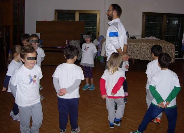 Infanzia San Luigi: Laboratorio di propedeutica musicale