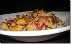 Crispy Creole Potatoes