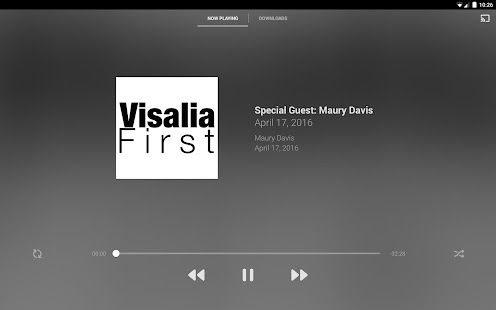 Visalia First- screenshot thumbnail