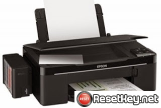 Reset Epson T11 End of Service Life Error message