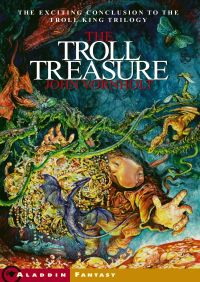 The Troll Treasure By John Vornholt