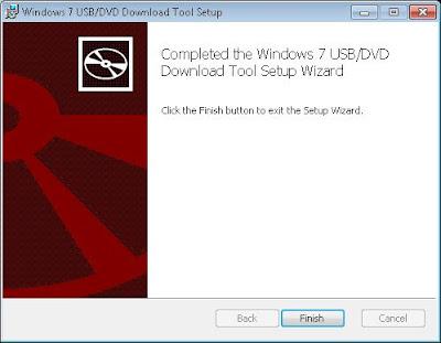 Meter Windows 7 para instalar en un pendrive lápiz de memoria USB con Windows 7 USB DVD Download Tool