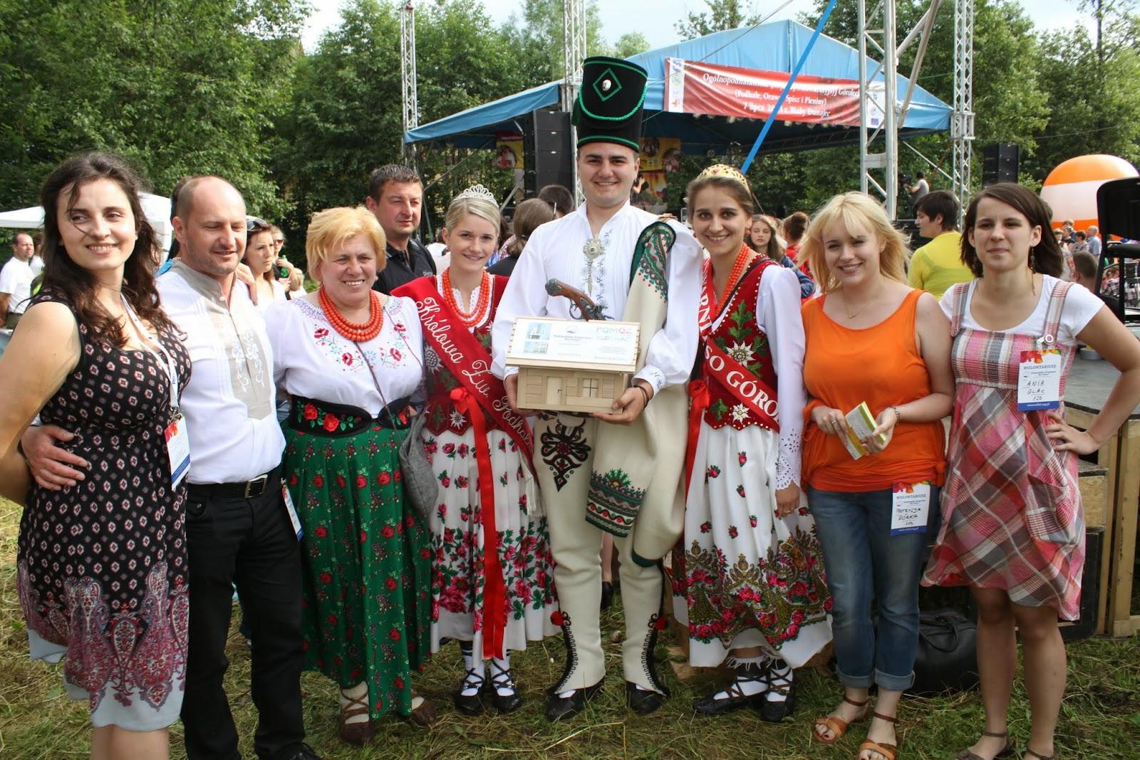 Pierwsza z imprez w cyklu Tatrzańskie Wici 2013, w ramach którego, dzięki gościnności przyjaciól z Podhala gościmy, prowadząc zbiórki i promując idee opieki hospicyjnej. Foto: Emilia Glista