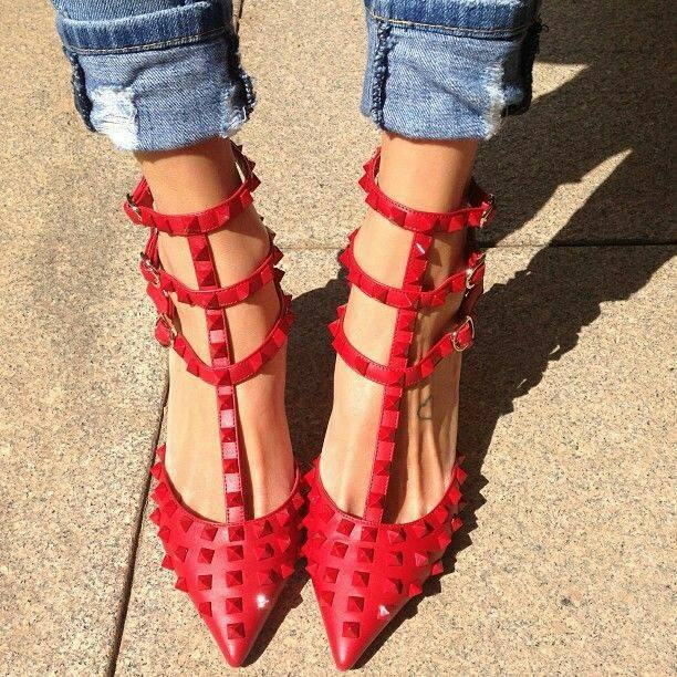 Chic Heels Shoes for Women 2017 2018