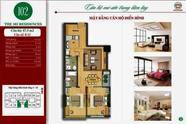 Chung cư Capital Garden – 102 Trường Chinh