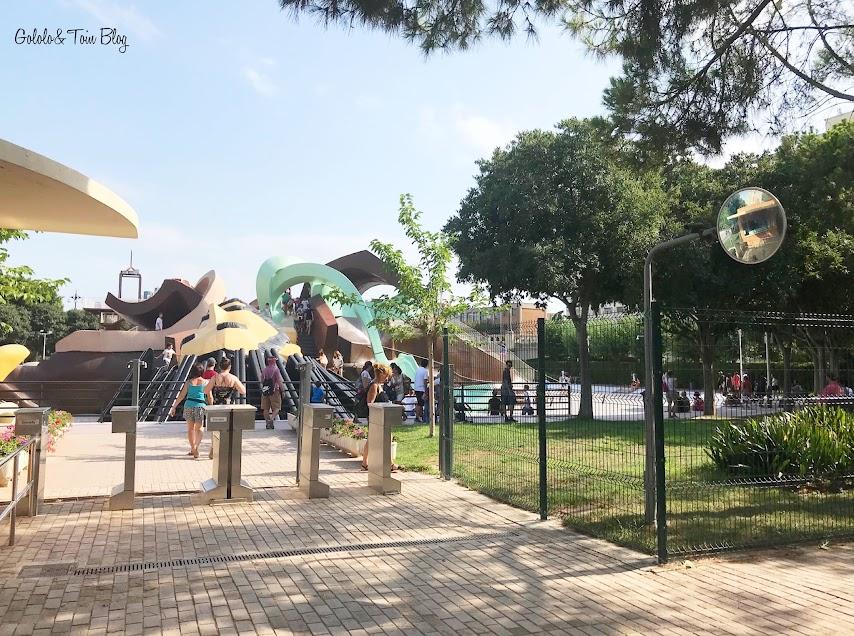 Visitar el Parque Gulliver de Valencia con niños