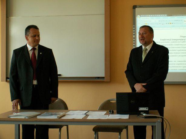 pierwsza konferencja w zespole szkół nr 2 - PICT0338_1.JPG
