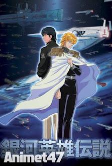 Ginga Eiyuu Densetsu - Legend of the Galactic Heroes, LoGH, LotGH, Gin'eiden, GinEiDen, Heldensagen Vom Kosmosinsel 1997 Poster