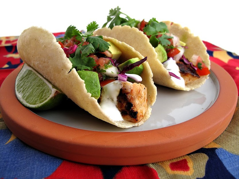 Gastronomer 39 s guide fish tacos with homemade tortillas for Taco bell fish tacos