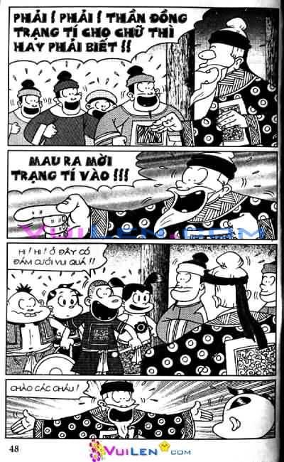 Thần Đồng Đất Việt Tập 75