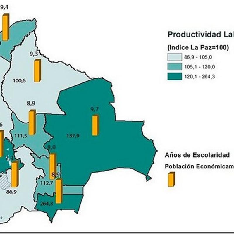 En Bolivia Informales ganan el 60% del salario mínimo