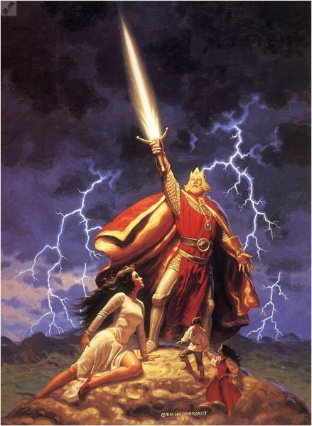 Sovereign Warrior, Magick Warriors 2
