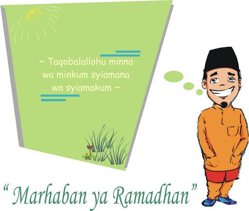Selamat datang ramadhan ku