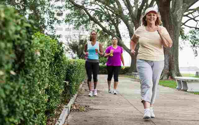 تمارين لزيادة النشاط البدنى