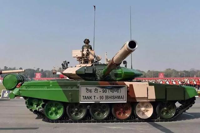 T-90 Bhishma Tank