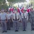 """Policías, estudiantes y comunitarios se unen para celebrar """"Mes de la Patria"""""""