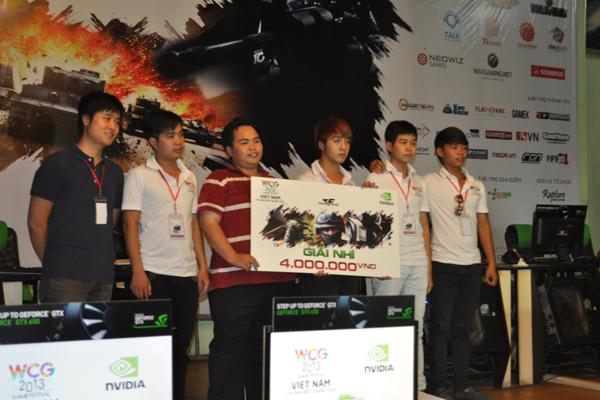 WCG 2013: Kết quả vòng chung kết quốc gia 6