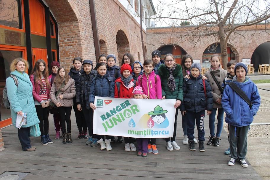 Rangerii Juniori din Teregova la Timisoara - da click!