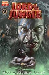 Actualización 16/05/2017: Se actualiza Lord of The Jungle con el numero 13 por Lamont Cranston y Anonimus del Rincón de Nippur.