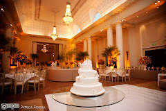Foto do casamento de Julia e Rafael. Hotel Copacabana Palace, Rio de Janeiro, RJ.
