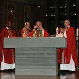 Firmung durch Herrn Weihbischof Dr. Koch in der italienischen Mission in Wuppertal vom 05. Mai 2012