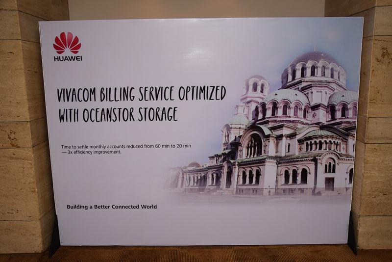 Huawei Cloud Congress India 2016 - 3