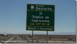 Trópico de Capricórnio