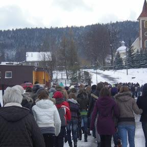 Rekolekcje - 15-17 marca 2010