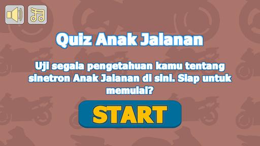 Quiz Anak Jalanan