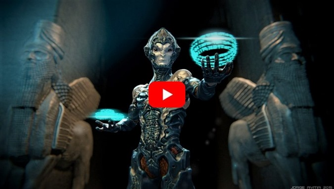 Os Anunnaki e as Tabuas roubadas do Destino