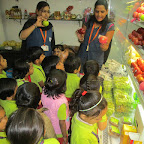 Field Trip To Fruit Market (Nursery) 15.03.2016