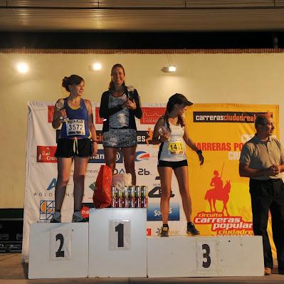 Carrera de Piedrabuena 2014 - Trofeos