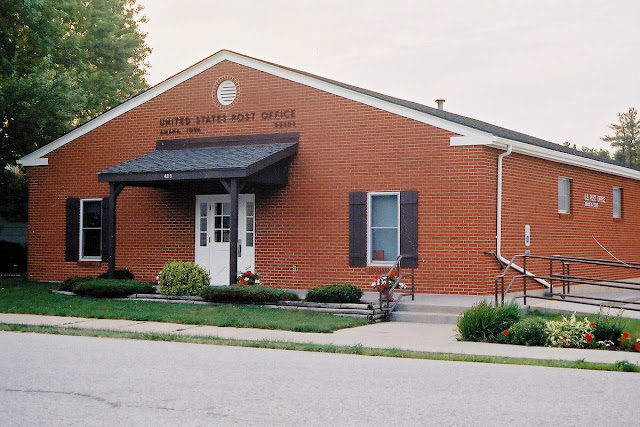 Amana, Iowa post office, 2003