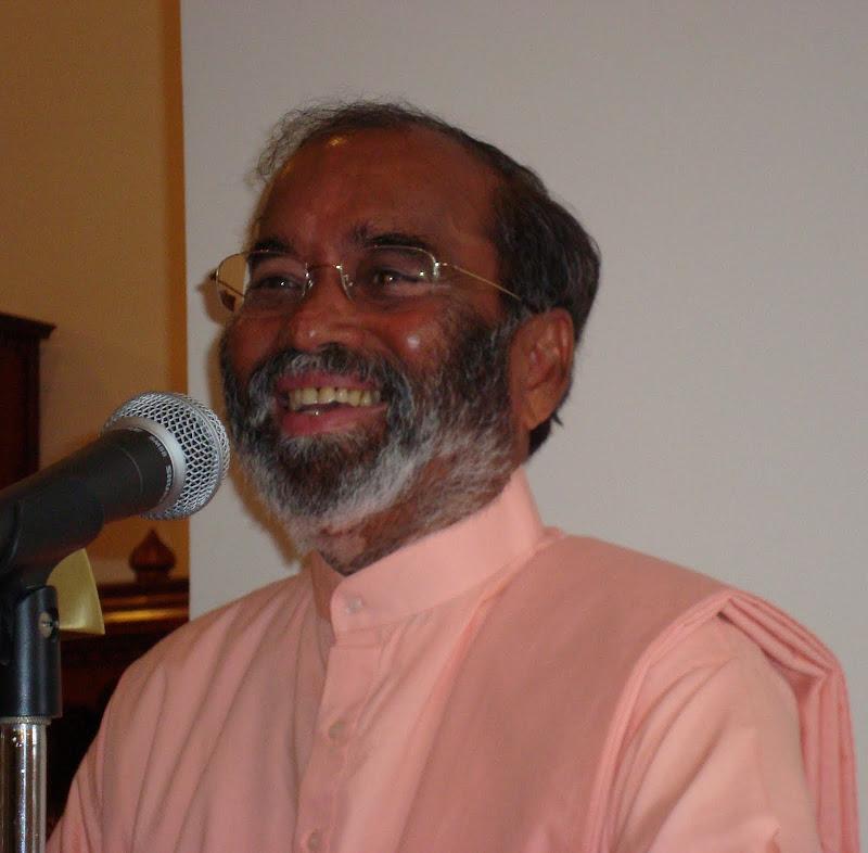Swami Shantarupananda lecture