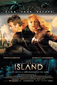 Đảo Vô Hình - The Island poster