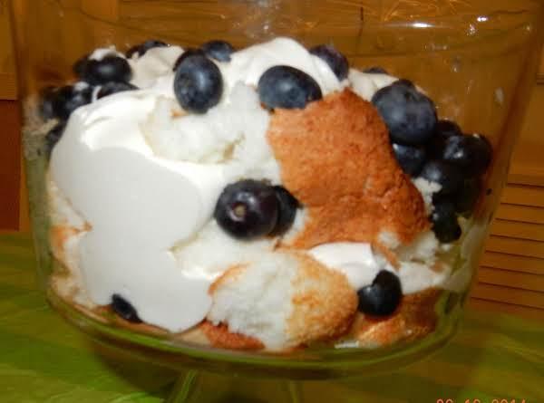 Deluxe Angel Food Cake Recipe