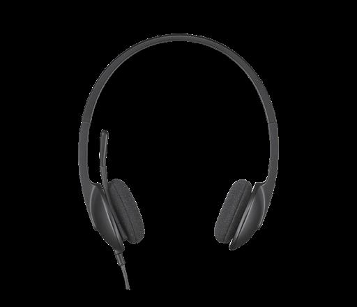 Harga Logitech H340 USB Headset  - Garansi Resmi Juni - Juli 2016