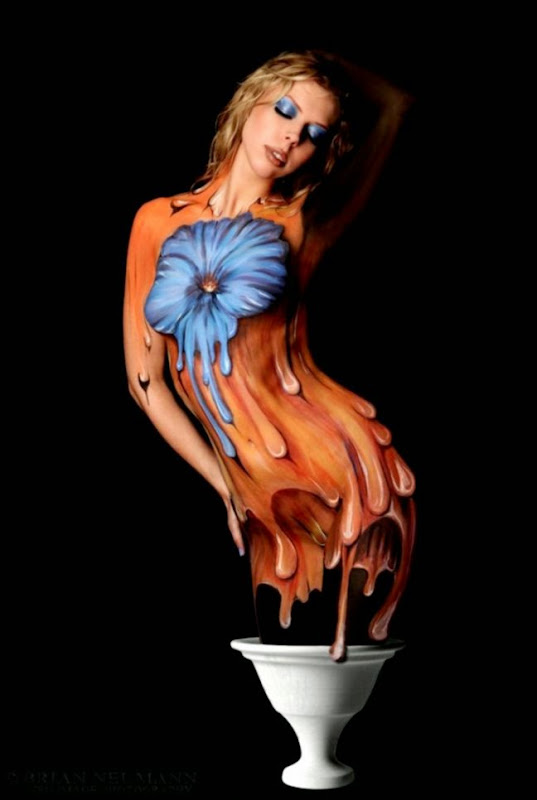 Airbrush Body Art lt3 on Pinterest  Body painting Body Paint and