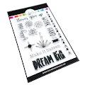 Dream Big Sentiment Stamps