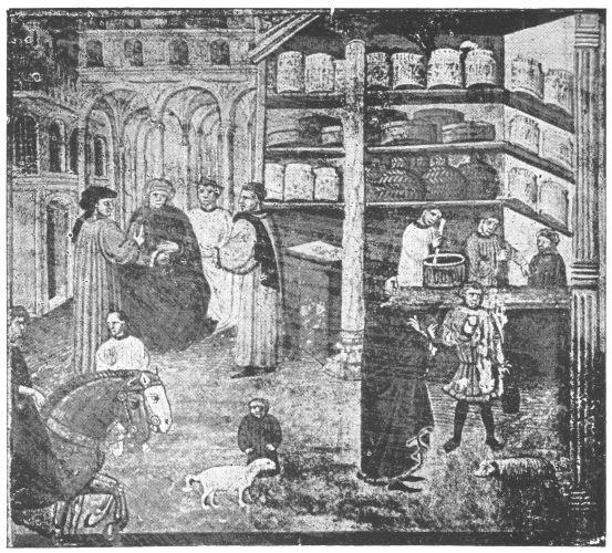 Woodcut From 14th Century Avicenna Manuscript, Alchemical Apparatus