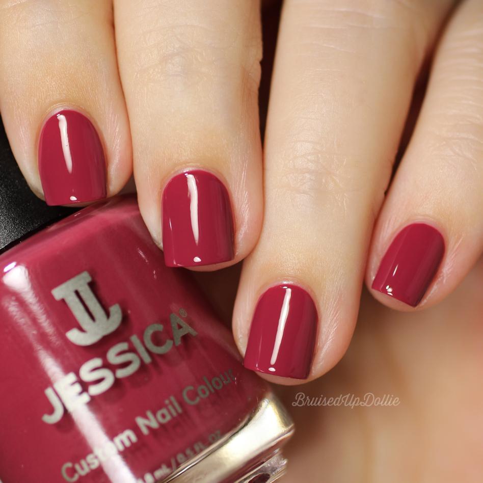 Jessica Cosmetics Luscious Leather