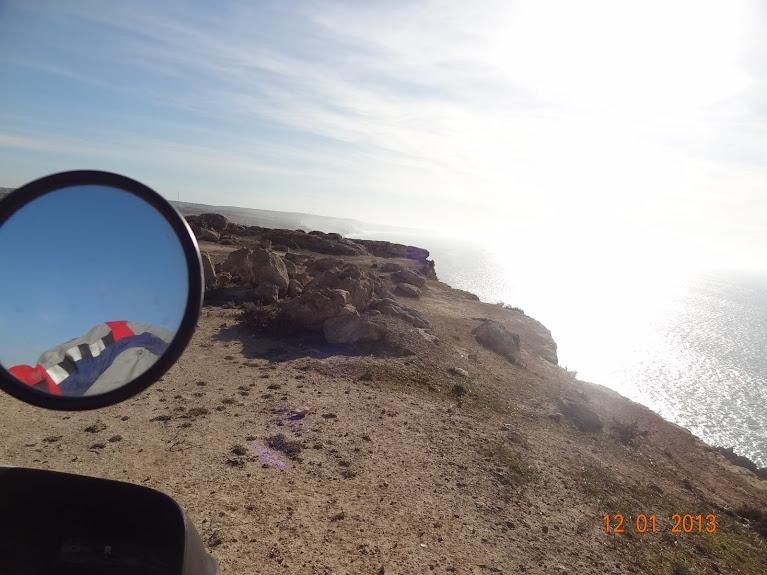 Marrocos e Mauritãnia a Queimar Pneu e Gasolina - Página 2 DSC05492