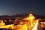 Nightime from Terrace (Arequipa, Peru)