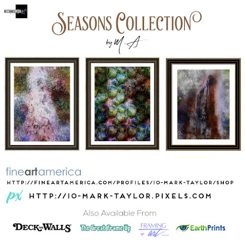 Seasons Artwork collection from Mark Taylor