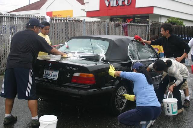 Tibetan Sunday School: Car Wash Fundraiser - IMG_4334.JPG