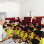 Field Trip to Post Office (Grade II) 6-9-2016
